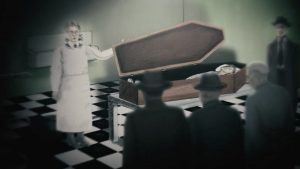 Character development for Chemirocha, an episode of the animated music documentary series, Drawn & Recorded, is based on period photography, with a score of original recordings.
